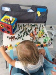 Unos cuantos juguetes harán que los más pequeños te dejen revisar su cabeza en busca de piojos durante el tiempo que necesites