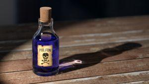 Los productos no destinados a tratar los piojos pueden resultar muy tóxicos para nuestro organismo.